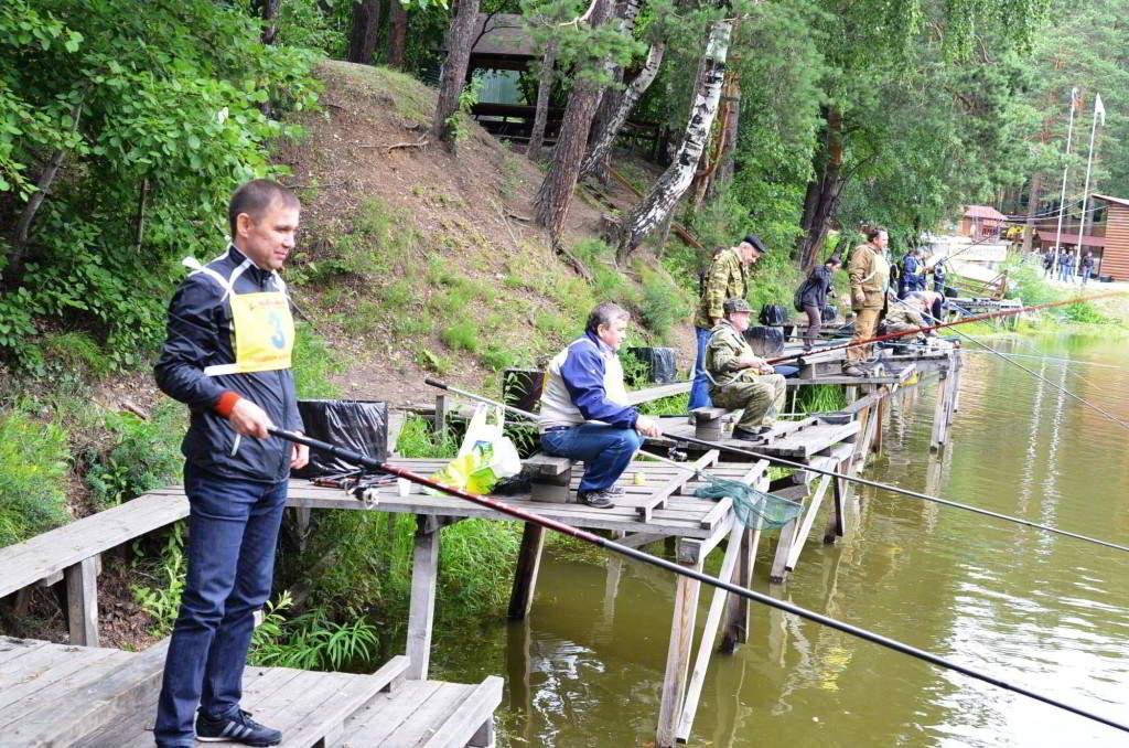 калиновские разрезы екатеринбург рыбалка